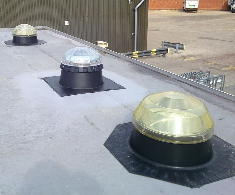 Glass Sun Tunnels vs Plastic Sun Tunnels